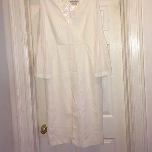 Jill Stuart Dresses & Skirts - White bell sleeves Jill Stuart Dress