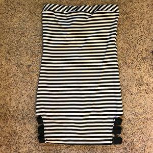 Akira Chicago Strapless dress