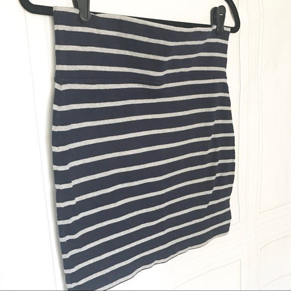 99 forever 21 dresses skirts bodycon navy blue