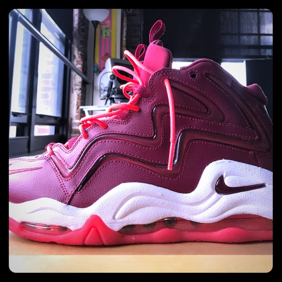 "san francisco 5c354 4639d Nike Air Pippen 1 ""Noble Red"". M 593042a0291a35088f0dcbf9"