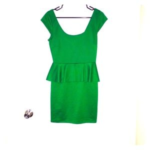 Accidentally In Love Dresses & Skirts - Peplum dress!