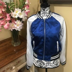 Charlotte Russe Jackets & Blazers - Super cute bomber jacket