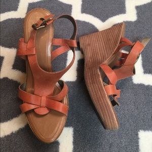Banana Republic Shoes - Banana Republic wedges