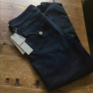 SALE!! *NWT* HUDSON Skinny Crop Jeans