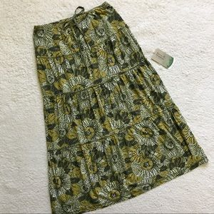 Royal Robbins Dresses & Skirts - Royal Robbins Convertible Skirt Sookie Sunflower