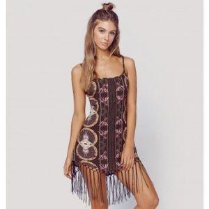 Cleobella Dresses & Skirts - NWT Cleobella Fringe Kate Dress
