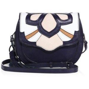 Rebecca Minkoff Handbags - Rebecca Minkoff RARE Patchwork Saddle Bag- NWT 😀