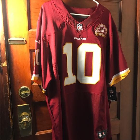 size 40 14086 baf23 NEW Robert Griffin III Redskins Jersey NWT