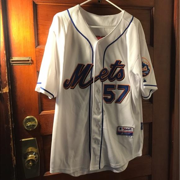 cheap for discount 0102c e766f NEW Johan Santana Mets Jersey