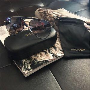 f2b15412d Balmain Accessories - Auth Balmain Paris Women's Aviator sunglasses new