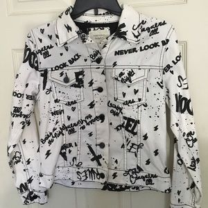 Rihanna Jackets & Blazers - Unapologetic Forever 21 Jacket Rihanna Style