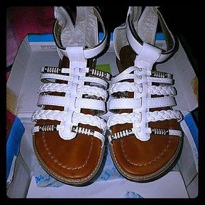 Shoes - Little girls sandles size12