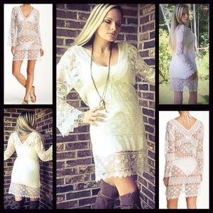 ❗️1-HOUR SALE❗️Tunic Dress Coverup