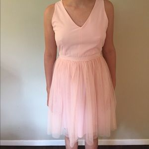 Dresses & Skirts - NEW! NEVER WORN-Fun Pink Party Dress