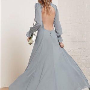 Reformation Wisteria Dress