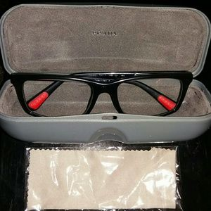 Prada Linea Rossa Accessories - Authentic Prada Sport Glasses