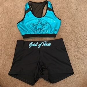 Other - Teal practice wear set