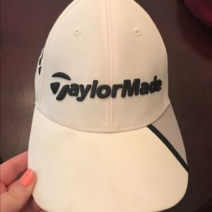 Taylor made golf hat