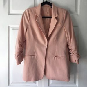 A Is For Audrey Jackets & Blazers - ✨ NASTY GAL Blush Blazer