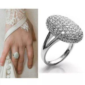 Jewelry - Oval CZ Ring