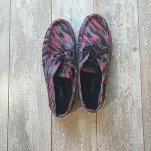 Osiris Shoes - Osiris Multicolor Yachter Skate Canvas Shoes.17202