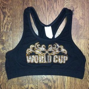 Other - World Cup sports bra
