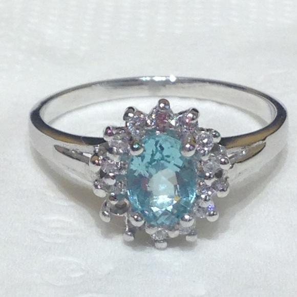 Lia Sophia Diamond Cluster Rings