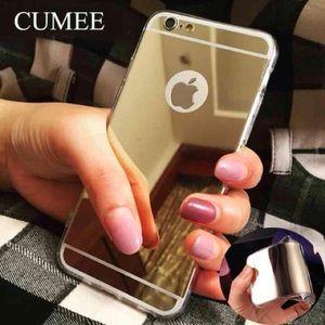Accessories - iPhone 6/6plus/5 high quality mirror case