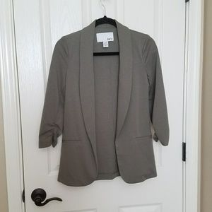 Bar III longline blazer