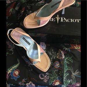Cesare Paciotti Shoes - Cesare Paciotti split toe sandals