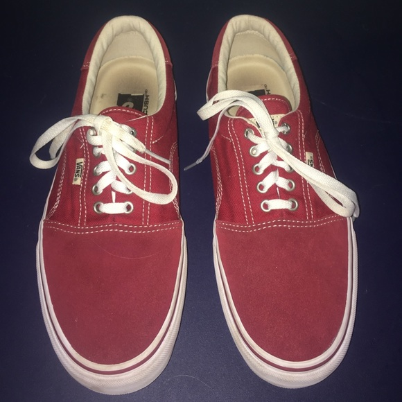53fdb5886341ad Vans Shoes - Men s Size 11 UltraCush two-tone red Vans