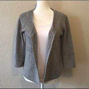 Marni Sweaters - Marni Open Front Cashmere Cardigan