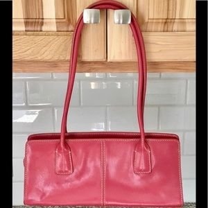 🌹Nordstrom🌹Fabulous Genuine Leather Bag!💐NWOT!