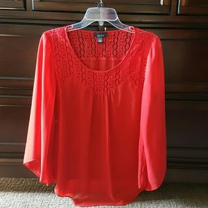 alyx Tops - Red blouse