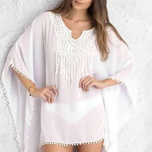 Other - Sale! Swim Cover Up with Appliqué 46221efb6