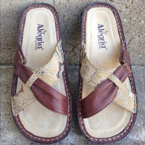 Alegria Shoes - Alegria Violet Carolina Sandal