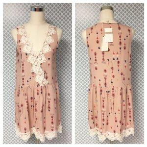 NWT Entro Tribal Dress