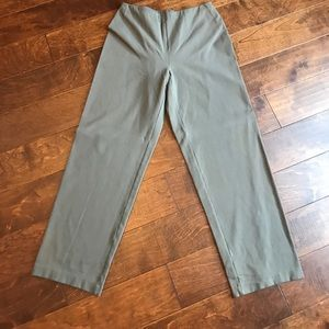 Eileen Fisher stretchy pants