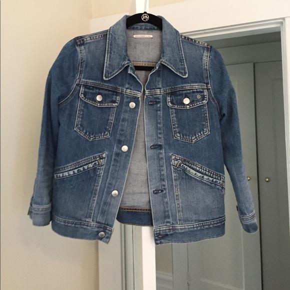 50a5eda0ae5 AG Adriano Goldschmied Jackets   Blazers - Alexa Chung x AG Hitt Girl Gang Denim  Jacket
