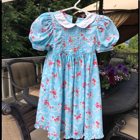 771a52f670e 🌺Vintage Style Little Girl Dress 👗 Size 3. M 5930b25b41b4e0130100601d