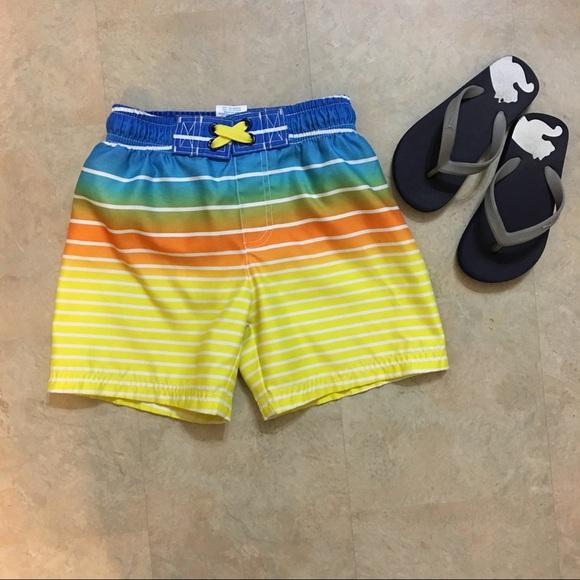 91d2171b13ce9 Swim trunks   flip flops (boys). M 5930a2b96a5830c6d6002d04