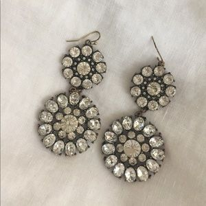 ILY couture statement earrings