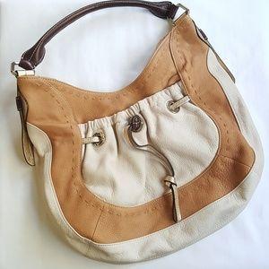 b. makowsky Handbags - 💛 B. Makowsky    Metallic Leather Bag  Brand New