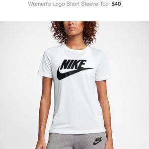 Nike Dri-Fit Cotton Teal Short Sleeve Tee