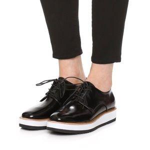 Vince Shoes - Vince Black Oxfords