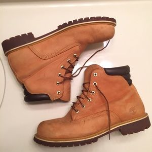 Timberland Other - Authentic Timerland genuine leather boots size 12