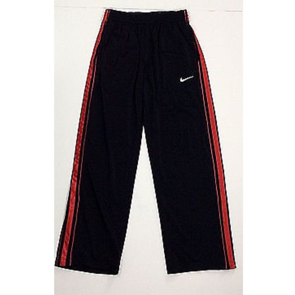 nike pants red