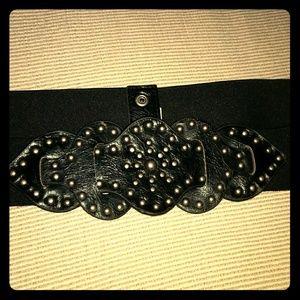 Accessories - Elastic Belt w Beautiful Design
