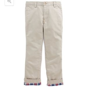 Vineyard Vines Other - Boys Flannel Lined Club Pants