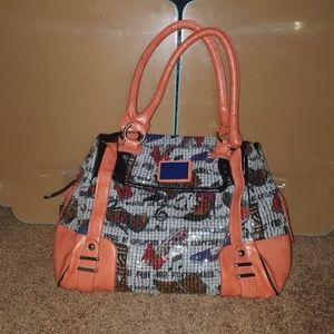 """Nicole Lee Handbags - NWOT! Nicole Lee """"Rach Shoe"""" Handbag"""